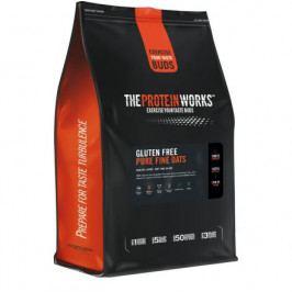 TPW Gluten Free Pure Fine Oats bez příchutě 1000 g