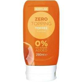 Bodylab Zero Topping Syrup toffee 290 ml
