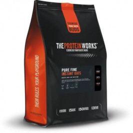 TPW Pure Fine Oats bez příchutě 4000 g