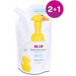HiPP BABYSANFT Pěna na mytí - náhradní náplň 250ml 2+1 ZDARMA*