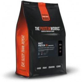 TPW Whey Protein 80 jahoda/bílá čokoláda 500 g
