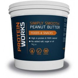 TPW Peanut Butter křupavé arašídy 1000 g