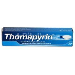 Thomapyrin 250mg/200mg/50mg tbl.nob.20