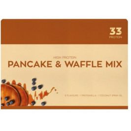 Bodylab Pancake & Waffle Mix Box 1 balení