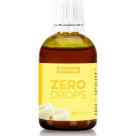 Bodylab Zero Drops banán 50 ml