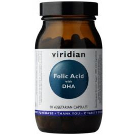 Folic Acid with DHA 90 kapslí
