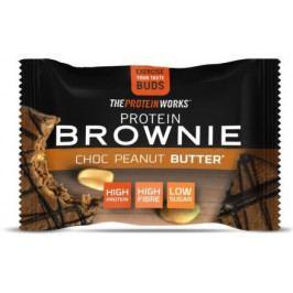 TPW Protein Brownie čokoláda/arašídové máslo 40 g