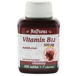 MedPharma Vitamin B12 500 mcg tbl.107