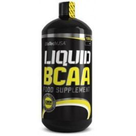 BioTechUSA Liquid BCAA 1000ml pomeranč