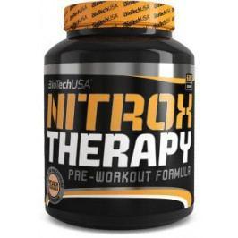 BioTech Nitrox Therapy pre-workout formula 680g tropické ovoce
