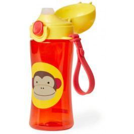 Zoo Láhev sportovní s uzávěrem - Opička 3+