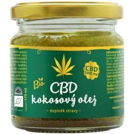 CBD kokosový olej 1000mg/CBD