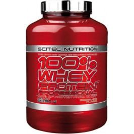 SciTec Nutrition 100% Whey Protein Professional banán/kiwi 2350 g