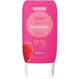 Bodylab Zero Topping Syrup malina 290 ml