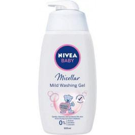 Nivea Baby Micelární mycí gel 500ml. č. 86271