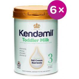 Kendamil batolecí mléko 3 - 6x900g