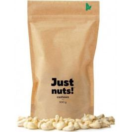 R3ptile Just Nuts! Cashews raw raw kešu 500 g
