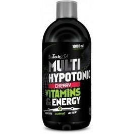 BioTech USA Multi Hypotonic Drink  concentrate (1:65) Lesn? ovoce