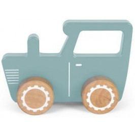 Traktor blue