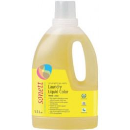 Prací gel na barevné prádlo COLOR 1,5 l Sonett