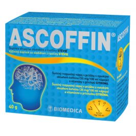 Biomedica Ascoffin 10 sáčků/4g