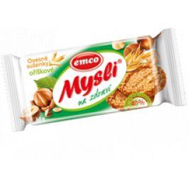 EMCO Müsli sušenky oříškové 60g