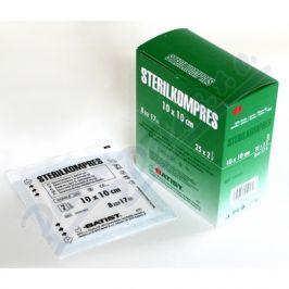 Batist Gázový kompres STERILKOMPRES 10x10cm 25x 2ks