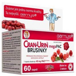 Barny's  Barny's CRAN-URIN™ megaPAC BRUSINKY 60 kapslí