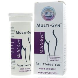 Multi-Gyn Tablets 10 tablet