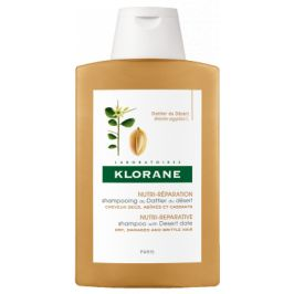 KLORANE Dattier šampon na suché poškozené vlasy