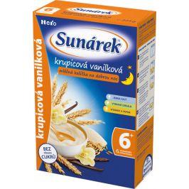 Sunárek Krupicová vanilková mléčná kašička na dobrou noc 225g