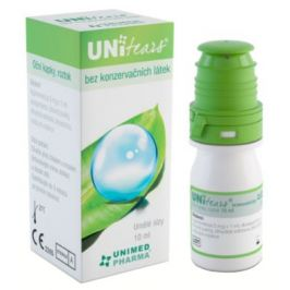 UNItears bez konzervačních látek 10ml