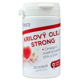 Vieste Krilový olej strong 30 kapslí