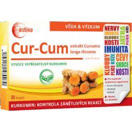 Astina Cur-Cum 30 kapsúl
