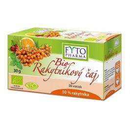 Fytopharma Rakytníkový čaj BIO n.s. 20x1.5g