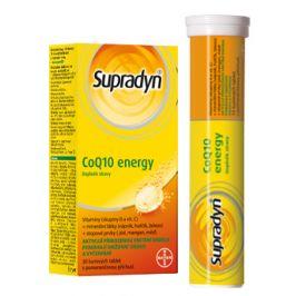 Supradyn CO Q10 Energy 30 šumivých tablet