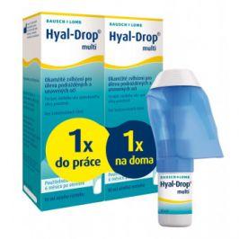 Hyal-Drop  Hyal Drop multi - speciální balení 2x 10ml