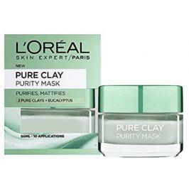 L'Oréal Paris Skin Expert Pure Clay čistící maska 50ml