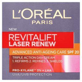 Garnier  L'Oréal Paris Revitalift Laser Renew denní krém proti stárnutí pleti s OF 20 50ml