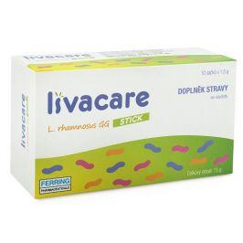 Livacare sachet sáčky 10x1.5g