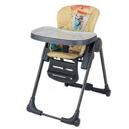 Milly Mally Jídelní židlička Milano Panda