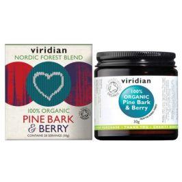 Viridian  Organic Pine Bark & Berry 30g