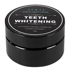 White Glo  Bělící zubní pudr CHARCOAL 30g