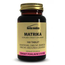 Herba medica Matrika 100 tablet