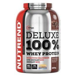 Nutrend  DELUXE 100% WHEY 2250 g čokoládové brownies