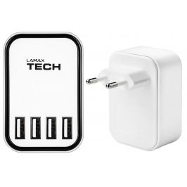 LAMAX USB Smart Charger 4.5A