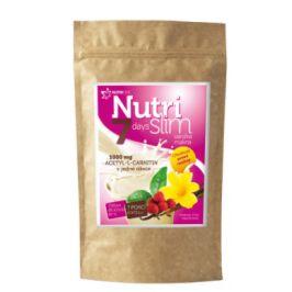 Nutricius NutriSlim Vanilka - Malina 210g