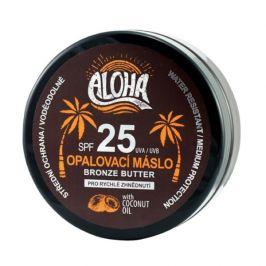 Vivaco Aloha  ALOHA Tělové opalovací máslo SPF25 coconut oil 200ml