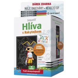 Hlíva JACK HLÍVÁK pro děti 60 tablet + Magic omalovánka