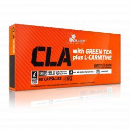 CLA+Green Tea+L-Carnitine, 60 kapslí, Olimp